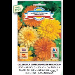 Календула Grandiflora mix семена DB