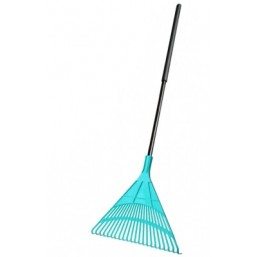 Грабли пластиковые синие садовые  HF-062W, W508mm*D457 mm