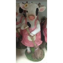 Садовая фигурка Корова садовод MG2774100