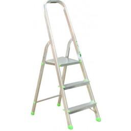 30216050 Ал. лестница-стремянка 3-х ступ, Н=0,6/2,70м ( Ам703) Алюмет
