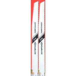 Полотна для ножовочной пилы универсальные 304*280*4,0 мм (2 шт.) Интерскол 2212928000401