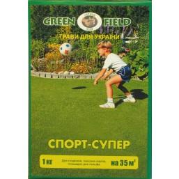 """Семена газонной травы """"Супер Спорт"""" 1 кг."""