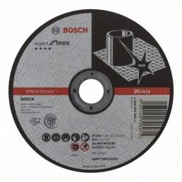 Отрезной круг INOX 150x1,6 мм, прям