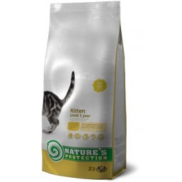 Natures Protection Kitten 2kg cat food