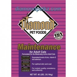 DIAMOND Maintenance Cat Для взрослых кошек 18,14 кг