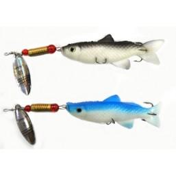 Блесна с рыбкой большой 3283