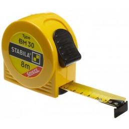 Рулетка Stabila BM 30 8m / 27ft 25,0mm width