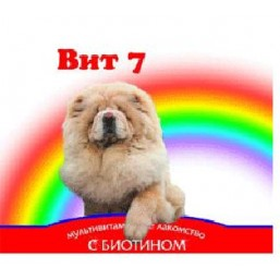 ВИТ 7 для собак биотин