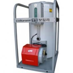 Жидкотопливные напольные газовые котлы Kiturami KSO-200R