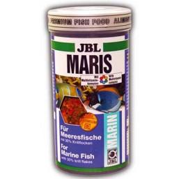 Корм JBL Maris класса премиум, хлопья для морских рыб, 250мл (40г)