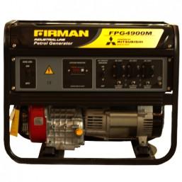 Бензиновая электростанция Firman FPG4900M