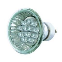 Лампа LED  6 GU 10D белый