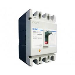 Автоматический выключатель трехполюсный NM1-250S 3P 160A