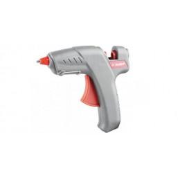 """Пистолет ЗУБР """"ЭКСПЕРТ"""" термоклеящий, увеличенный выход клея, быстрый нагрев, с выключателем, 12мм,"""
