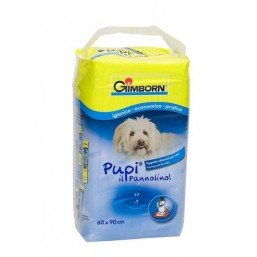 DOG SHEET PUPI PIU' 60X90 - 20PCS Пеленки д\соб
