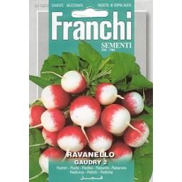 Редиска Gaudry (0,2 гр) 112/3 Franchi Sementi