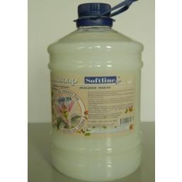 """Мыло   жидкое   """"Softsoap""""   3,0 л.   Лилия"""