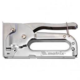 Степлер мебельный, тип скобы 53, 4-8 мм MATRIX  40903