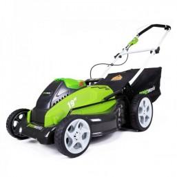 Аккумуляторная газонокосилка Greenworks G40LM45 (без з/у и аккум)