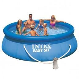 Бассейн надувной Easy Set 30*90см Intex (28146)  366*91