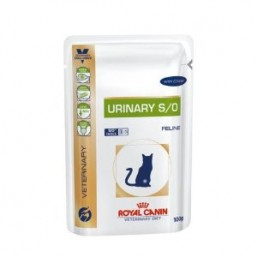Влажный корм Royal Canin URINARY CHICKEN CAT POUCH 1, 2 kg. (курица)