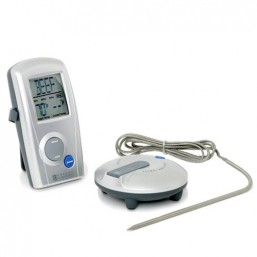 Oregon Scientific AW129Wireless BBQ Thermometer with Probe Thermometer