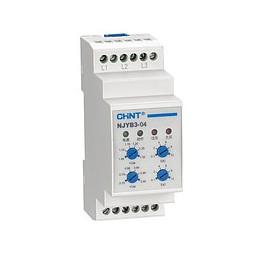 Реле контроля трехфазного напряжения XJ3-D3AC380 Chint