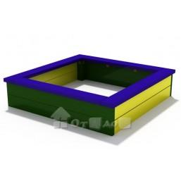 Песочница  «Трехцветная» МИФ -11