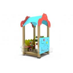 Игровой домик «Водный мир» МИФ-39