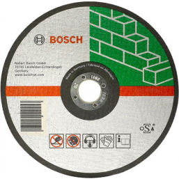ОТРЕЗНОЙ КРУГ КАМЕНЬ 180Х3 ММ 2608600323 Bosch