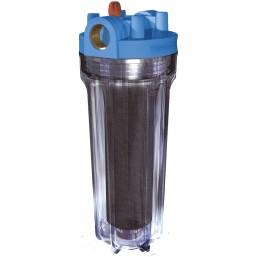Фильтр для питьевой воды 8212, угольный, для труб, с ключом