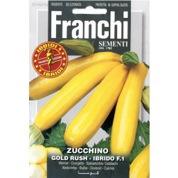 Цукини Gold Rush Hy F.1 (3 гр) DBOS146/45   Franchi Sementi