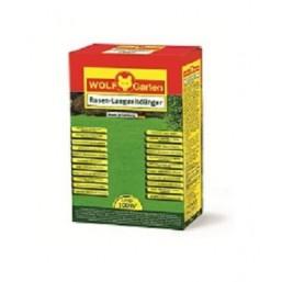 Удобрение минеральное,  L-PE 250 длительного действия для газонов 4,5 кг.