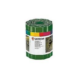 Бордюр зеленый 20 см, 9 м Gardena 00540-20.000.00
