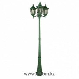 Светильник ZH XTY-041-PL3 Black Green