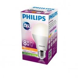 Лампа  LED A55  8-60W E27  3000K Bulb