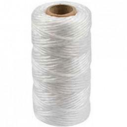 Шпагат STAYER многоцелевой полипропиленовый, белый, 800текс, 500м