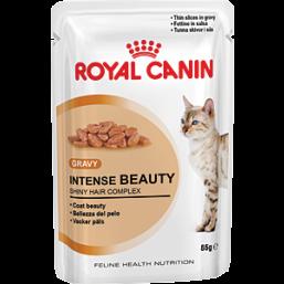 Royal Canin Intense Beauty (в соусе) 12*85G