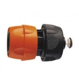 Коннектор 5012 на 3/4 с аквастопом в блистере   GF (Италия)