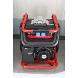 25300008 Генератор Хонда ZSQF5.0 E  5KW (электро старт) Honda