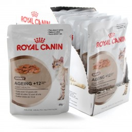 Royal Canin Ageing +12 (в соусе) 12*85G