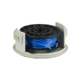 Катушка с леской для триммера 3х1.5 мм, синяя, рефленная, триммеры RLT4027/RLT5027/RLT6030