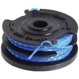 Катушка с леской для триммера 1.5 мм, синяя, рефленная, триммеры RLT4025