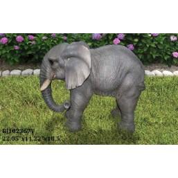 Садовая фигурка Слон большой BJ102367V