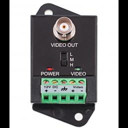 Активный 1-канальный передатчик видеосигнала по витой паре UTP PV-Link PV-351T
