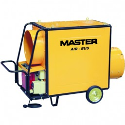 Жидкотопливный нагреватель с отводом отработанных газов BV 310 FS Master