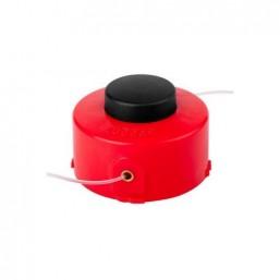 """Катушка ЗУБР для триммера с леской """"круг"""", полуавтомат, для ЗТЭ-450, max диаметр лески 1.6мм, в сбор"""