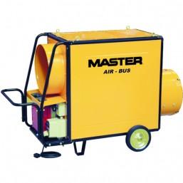 Жидкотопливный нагреватель с отводом отработанных газов BV 310 FSR  Master