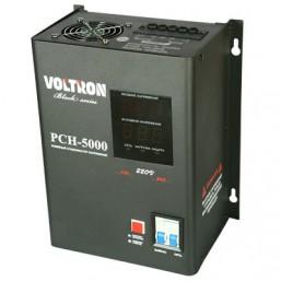 Стабилизатор VOLTRON PCH 5000 динар черный навесной