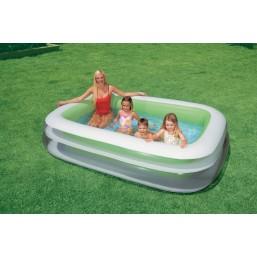 Надувной семейный бассейн Intex Family Pool 56483
